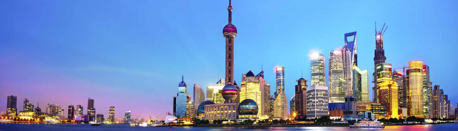 Shangai con Gaia travel network