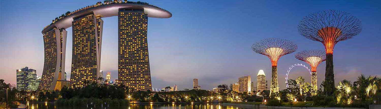 Singapur con Gaia Travel Network