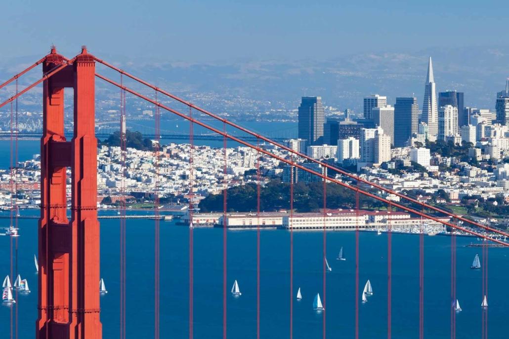 San Francisco con Gaia Travel Network